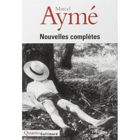 Nouvelles complètes Gallimard 9782070763733 Book