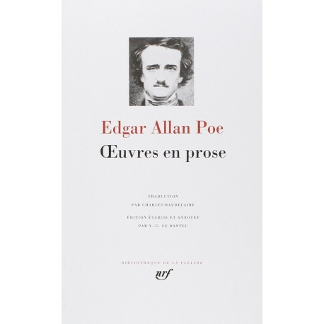 Oeuvres en prose Gallimard 9782070104543 Book