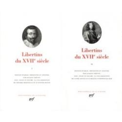 Libertins du XVIIe siècle Editions Gallimard Bibliothèque de la Pléiade