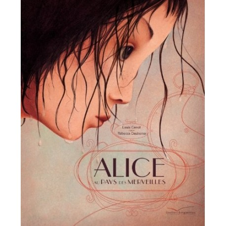 Les aventures d'Alice au pays des merveilles DAUTREMER Rebecca 9782013933766