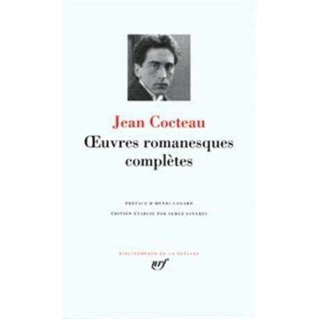 Oeuves Jean COCTEAU 9782070117178 Book
