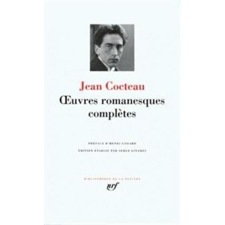 Romans, récits, nouvelles Jean COCTEAU Gallimard Pleiade 9782070117178