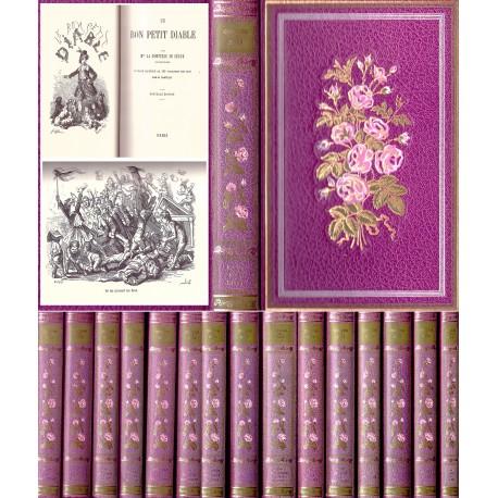 Oeuvres de la Comtesse de Ségur 15/15V Michel de l' Ormeraie 0710377710142