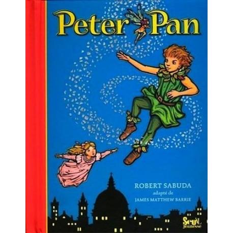 Peter Pan Robert SABUDA 9782020999120 Book