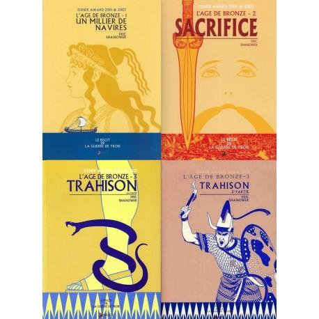 L' age de bronze 4/4V Eric SHANOWER 9782915168075 Book