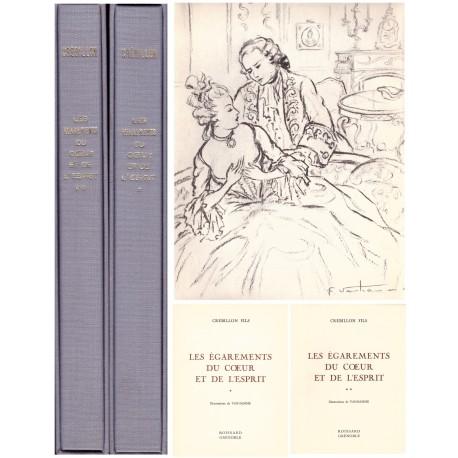Les égarements du coeur et de l'esprit 2/2V F. VANHAMME Roissard 0710377710241 Book
