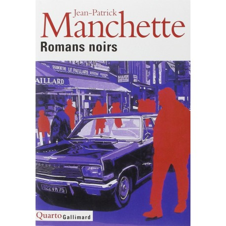 Romans noirs Jacques TARDI 9782070774395 Book