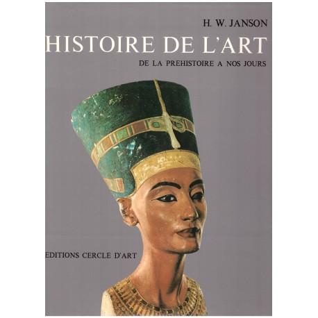 Histoire de l'art - panorama des arts plastiques des origines à nos jours 9782869010055 Book