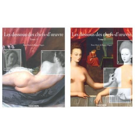 Les dessous des chefs-d'oeuvre - un regard neuf sur les maîtres anciens 2/2V 9783822820995 Book