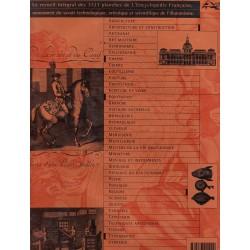 Toutes les planches de l' Encyclopédie Diderot et d'Alembert 9782237005119 Book