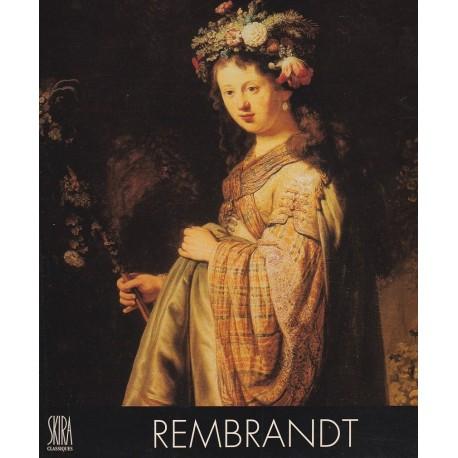 Rembrandt Otto BENESCH Skira Classiques 9782605001651