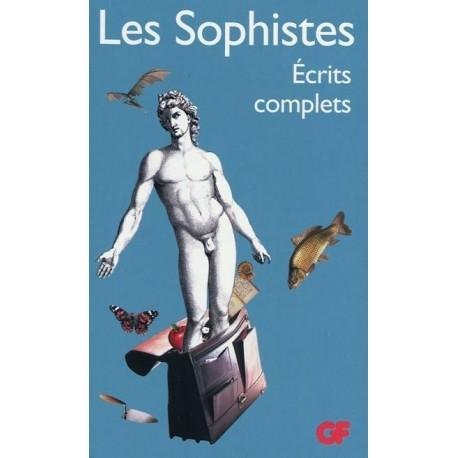 Les Sophistes - Ecrits complets, coffret 2 volumes 9782081229976 Book