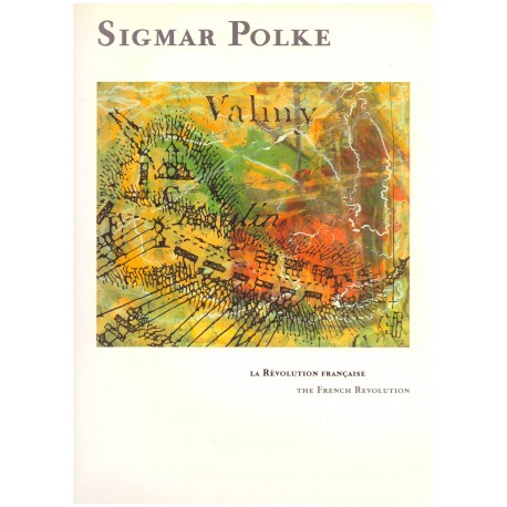 Sigmar Polke et la Révolution française Sigmar POLKE 9782711842551 Book