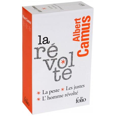 La révolte - 3 volumes: La peste Les Justes L'homme révolté 9782070454617 Book