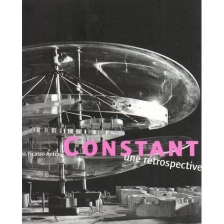 Constant une rétrospective Constant Anton NIEUWENHUYS 9782711842636 Book