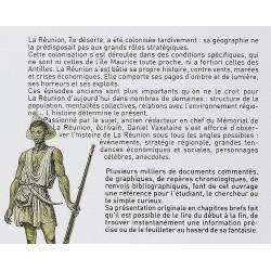 Le grand livre de l'histoire de La Réunion - Des origines à 1848 9782877637909 Book
