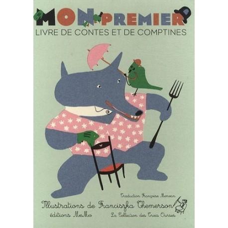 Mon premier livre de contes et de comptines Franciszka THEMERSON Memo 9782352890423