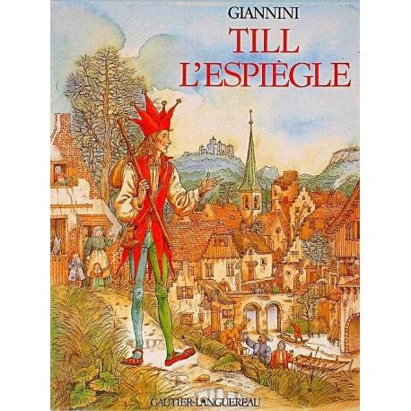 Till l'espiegle Giovanni GIANNINI 9782217580018 Book