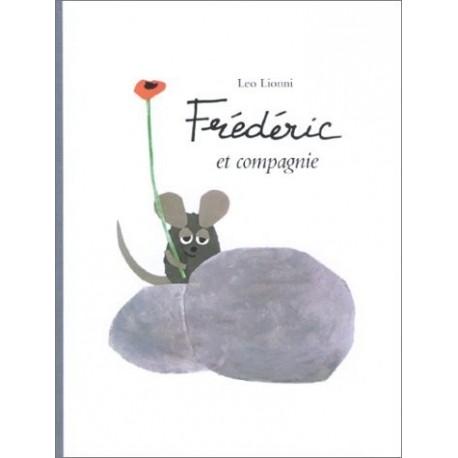 Frédéric et compagnie Leo LIONNI 9782211069144 Book